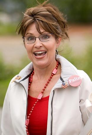 Crazy Sarah Palin