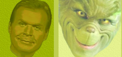 JD Hayworth is The Grinch
